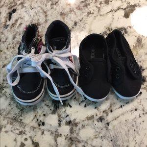 Other - Toddler Girl Size 4 (2) Sneaker Bundle